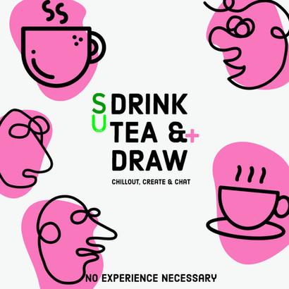 MBS - Drink Tea & Draw