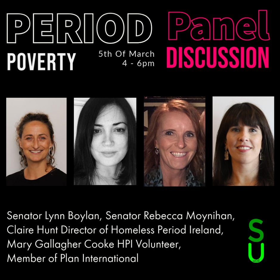 Period Poverty Panel Discussion