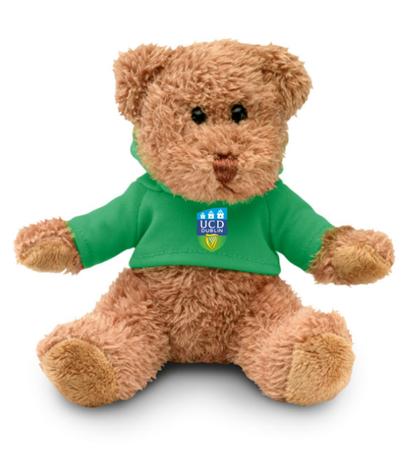 UCD TEDDY BEAR