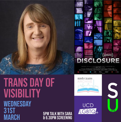 Trans Day of Visibility Talk & Screening
