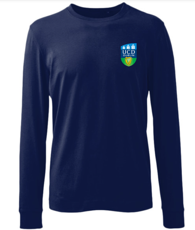 UCD Organic - Men's long sleeve t-shirt