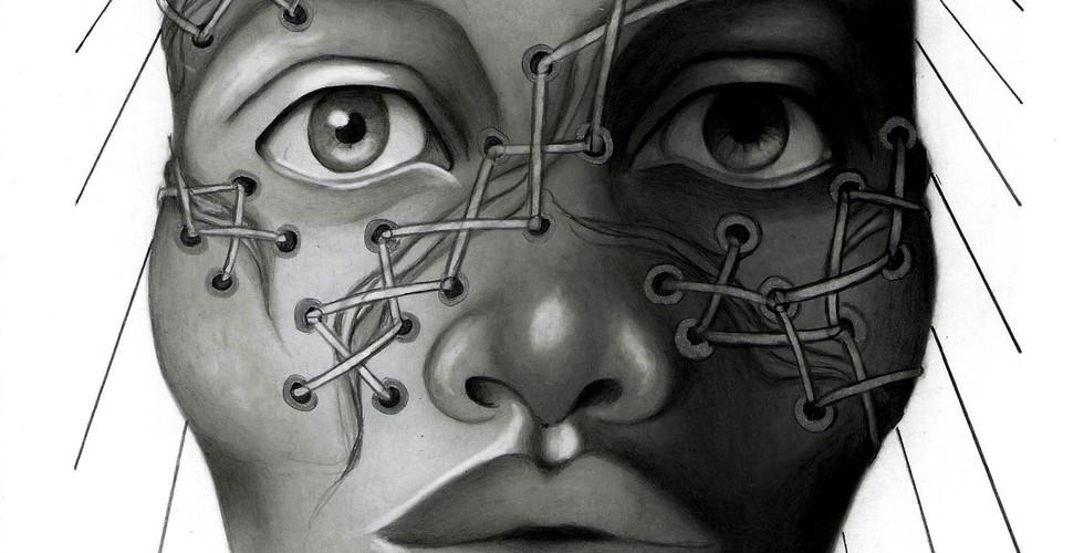 Aicha-Tausend  - Aïcha Sacha - AWE in ART