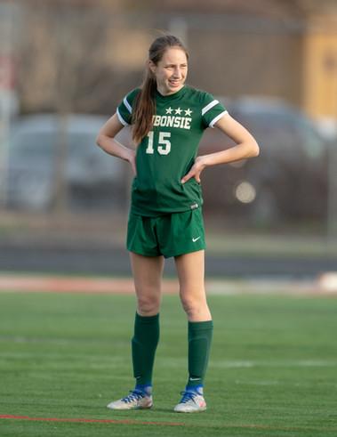 4-26-18 - Waubonsie Valley Girls Soccer-