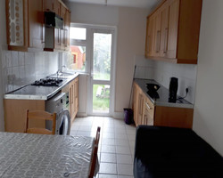 Kitchen and Dinind Room