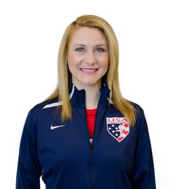 USA National Team Player Headshot