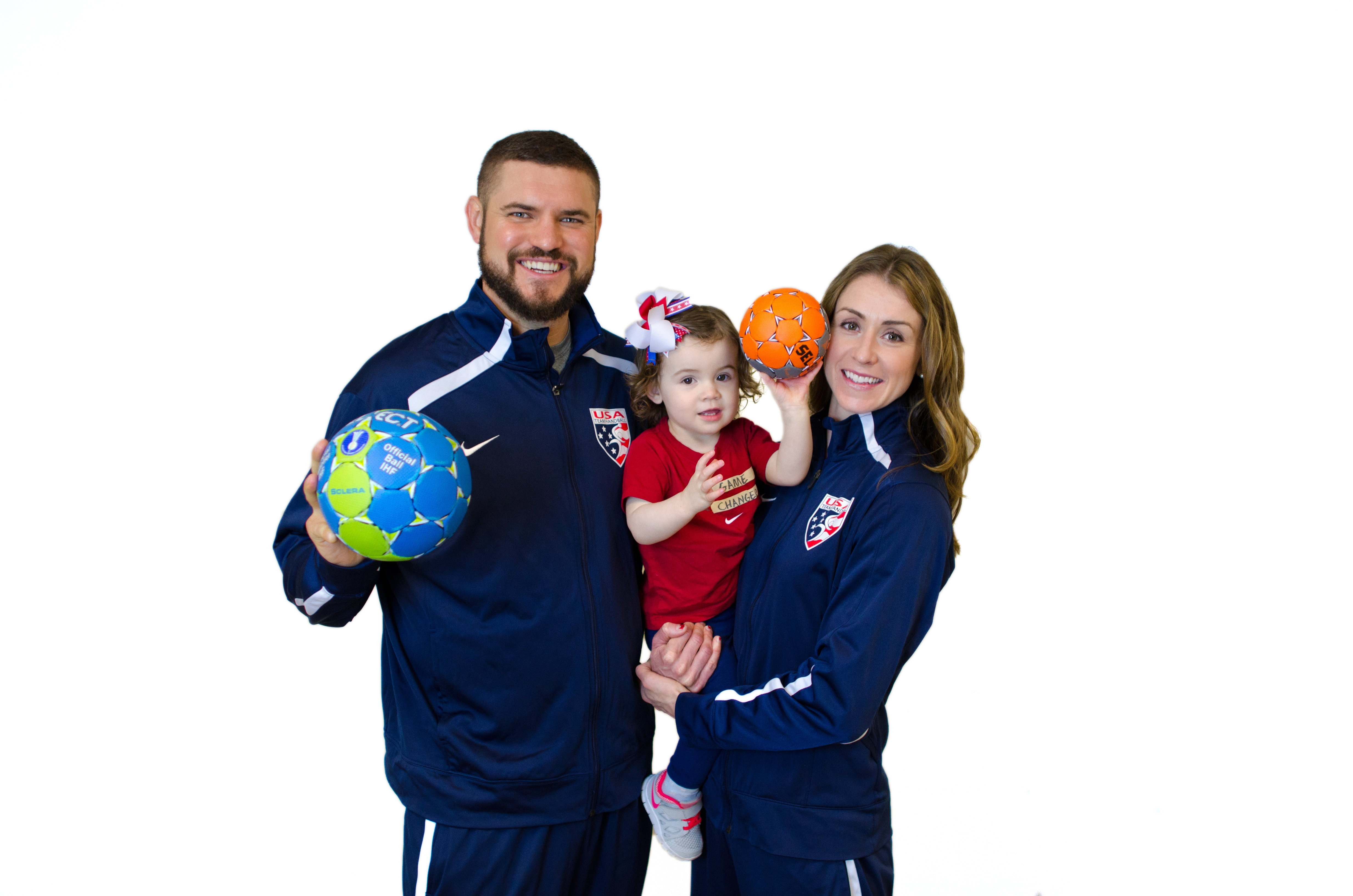USA Team Handball Fithian Family