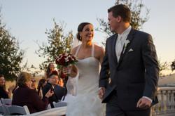 Megan + Spencer Wedding