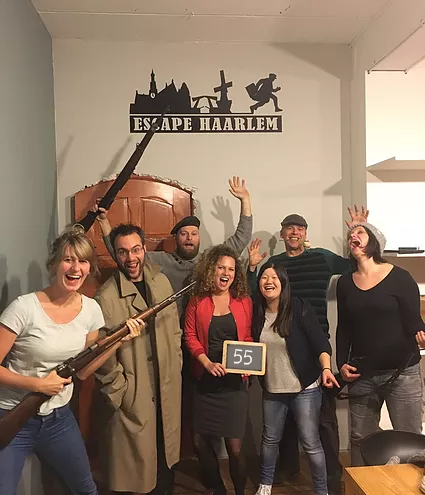 Escape Haarlem Escape Room