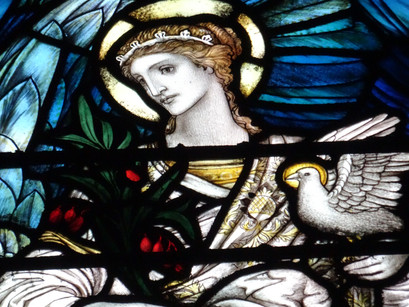 Artist-in-Residence at Chester Cathedral
