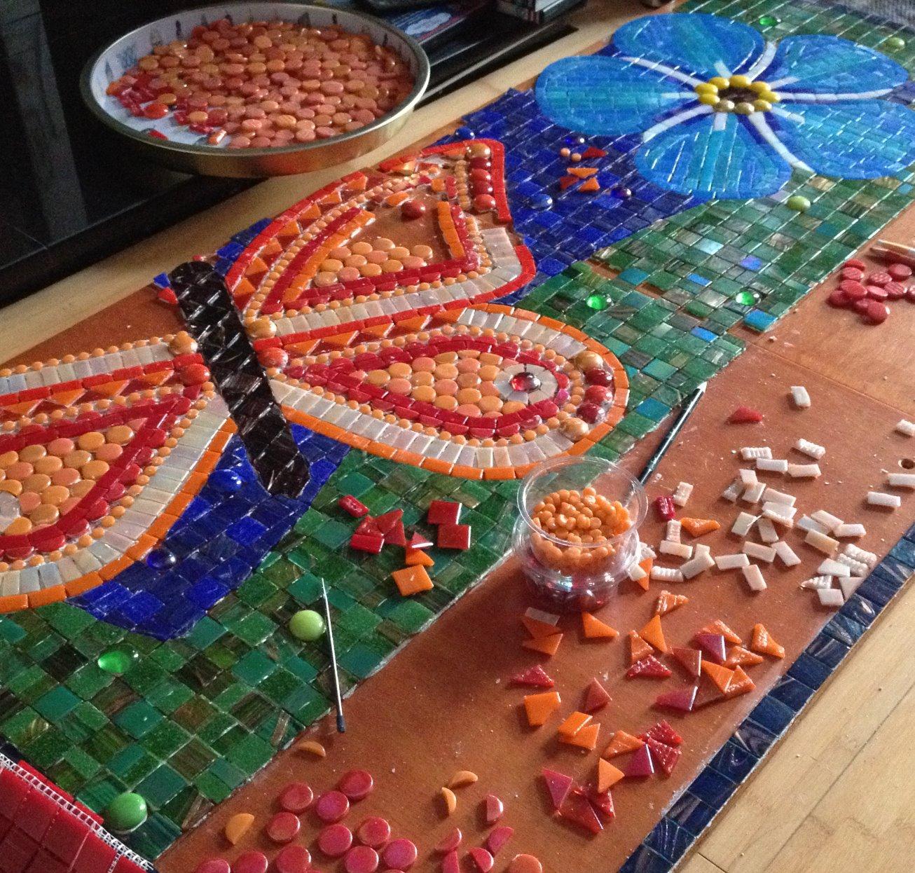 Centenary Garden Mosaic