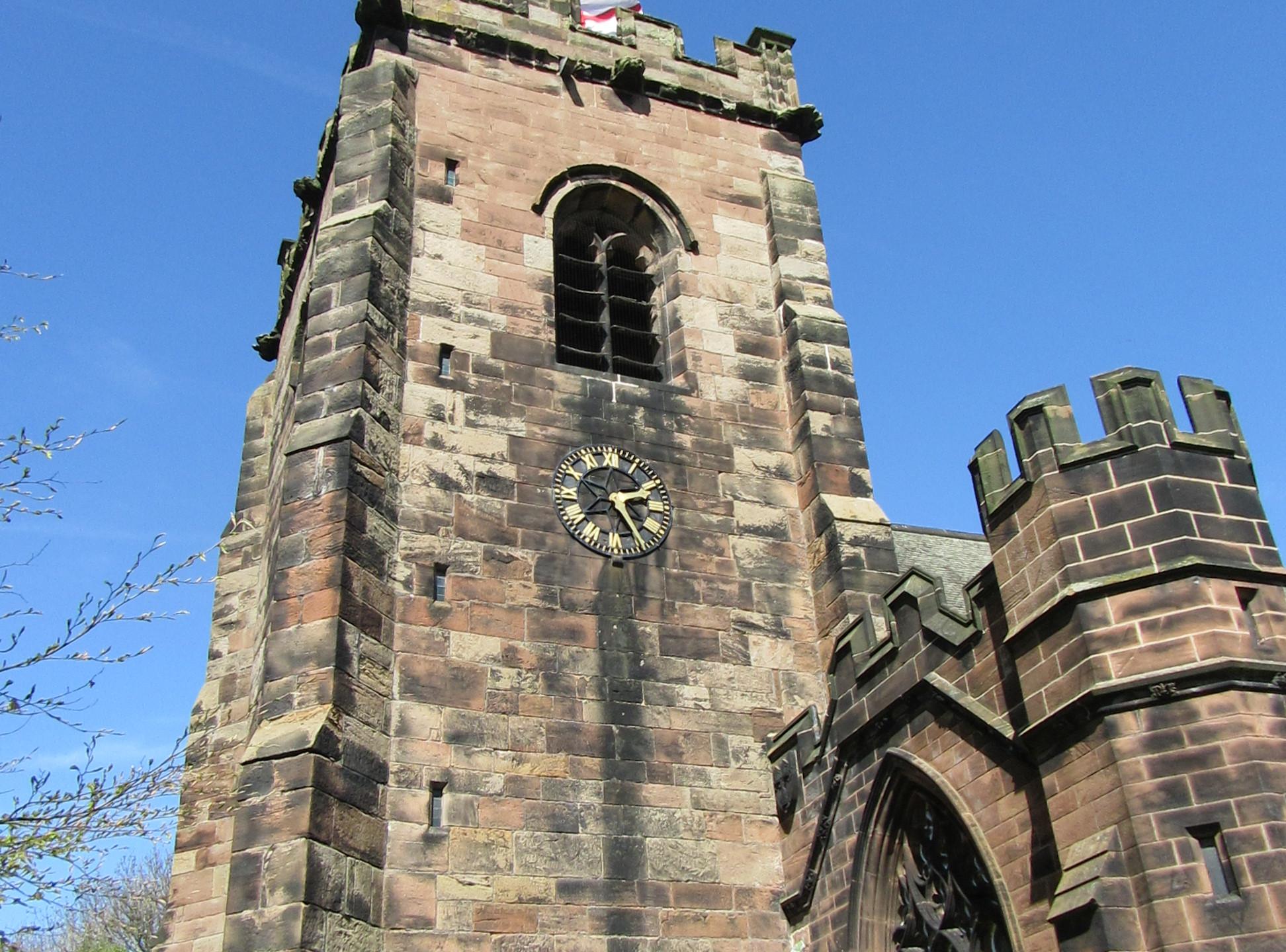 St Laurence Parish Church, Frodsham