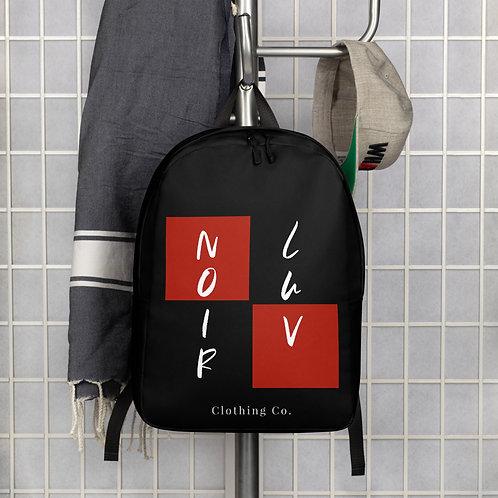 Noir Luv Backpack (Black)