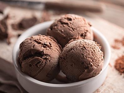 Bolas Helado Chocolate