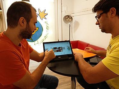Empleados de Global Humanitaria usan tecnología de Dellmania para mejorar sus actividades diarias