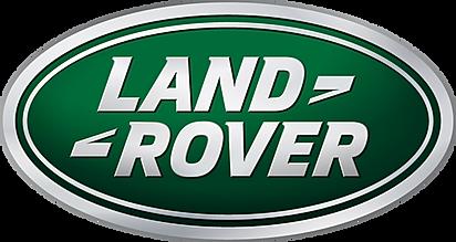 Logotipo Land Rover en la página de Dellmania. Concesionario asociado a Dellmania