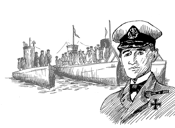 Harwich uboats with captain.png