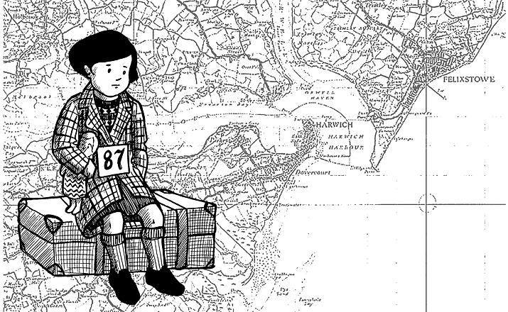 Harwich kindertransport.png