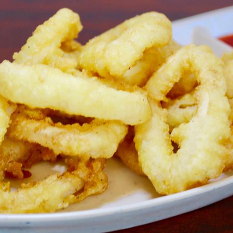 Fried Calamari tempura