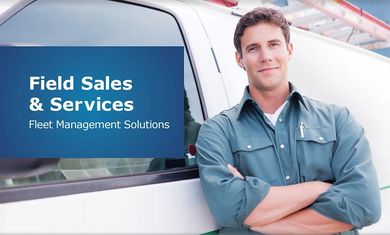 Fleet Tracking for Sales Fleet