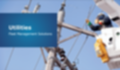 Fleet Tracking for Utilities Fleet