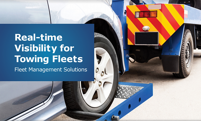 Fleet Tracking For Towing Fleet
