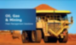 Fleet Tracking for Oil Gas & Mining Fleet