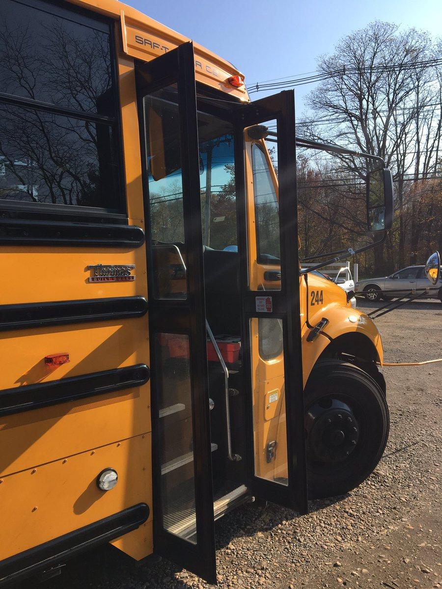School Bus Video/Features Demo