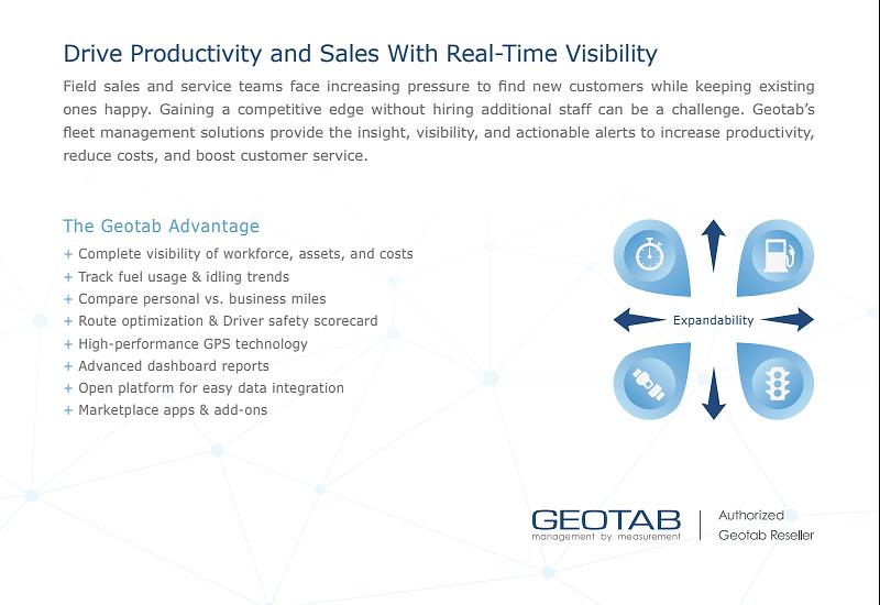 Improve Fleet Productivity