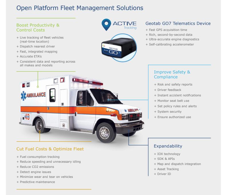 Open Platform Fleet Managment
