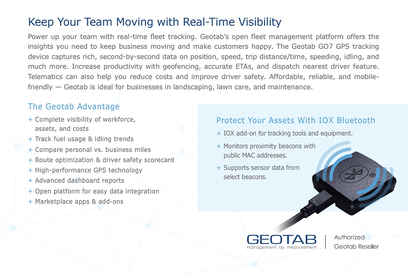Keep Your Team Moving with Real-Time fleet visibility