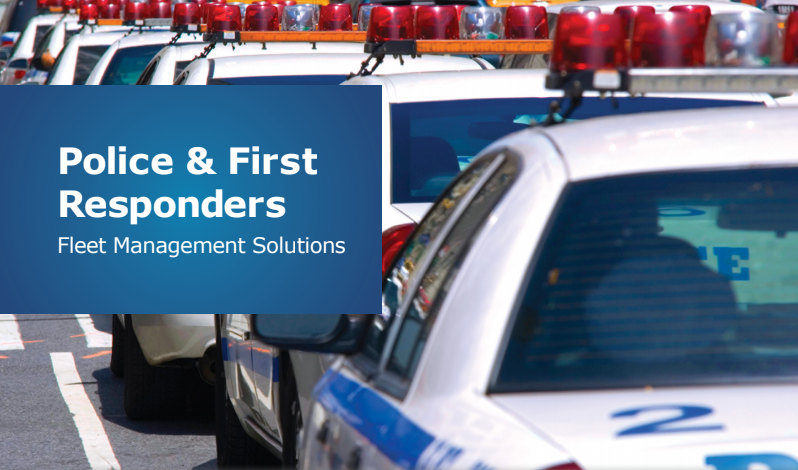Fleet Tracking for First Responders & Police