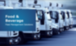 Fleet Tracking for Food & Beverage Fleet