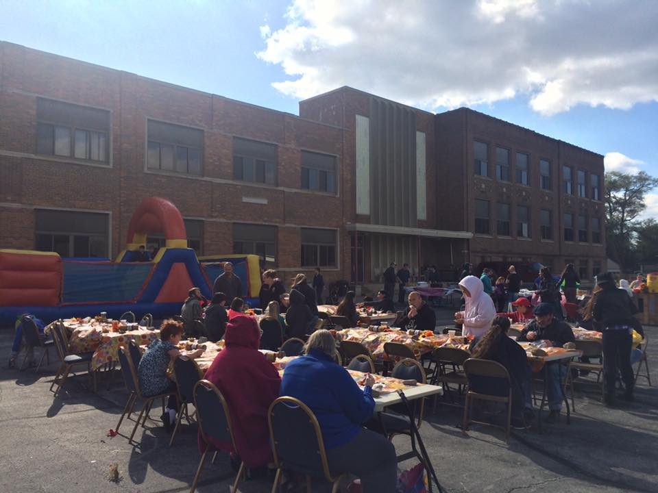 Food, Fun, and a Bounce House