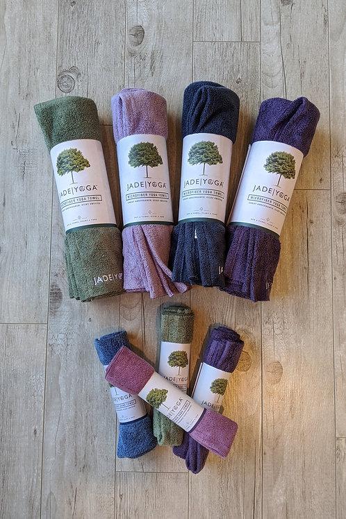 Eco-Friendly Yoga Towels