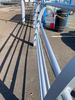 Safety Railing Primed