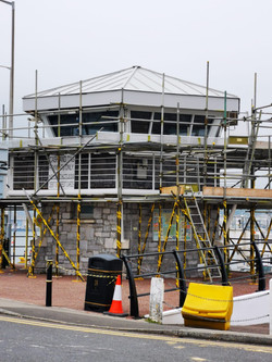 Torpoint Tower Scaffold 2