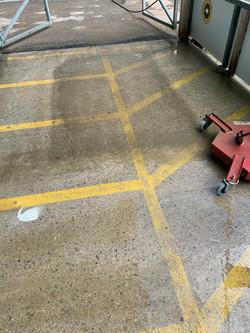 PAFC Trolley Wash