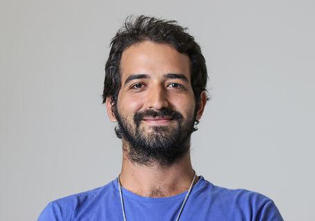 Ramon Cavalcante, foto de Camila de Almeida