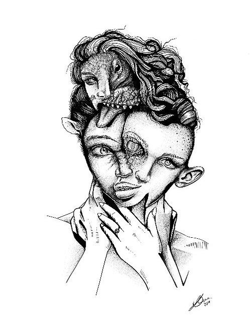 "Sniki Art - ""How Wonderful"""