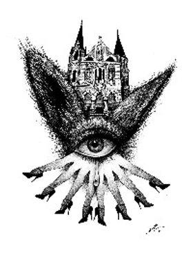 "Sniki Art - ""Your Temple"""