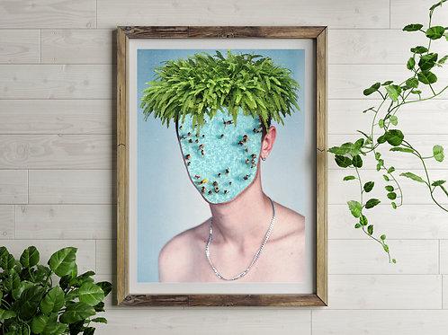 """Andrei Stan - """"Green guy"""""""