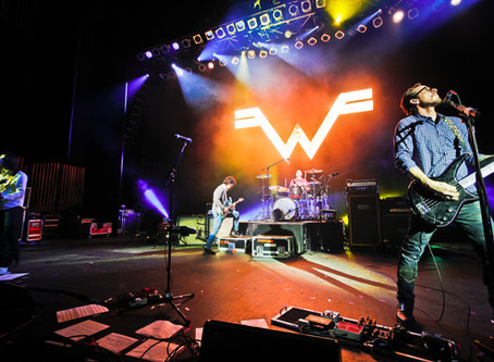 Weezer @ The Fillmore 2014
