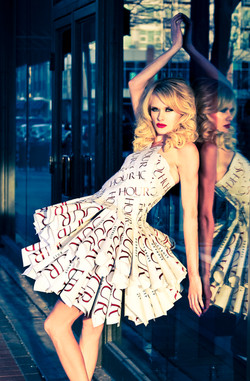 Hour Magazine Dress Photographer