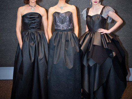 NAIAS 2016 Inteva Dresses