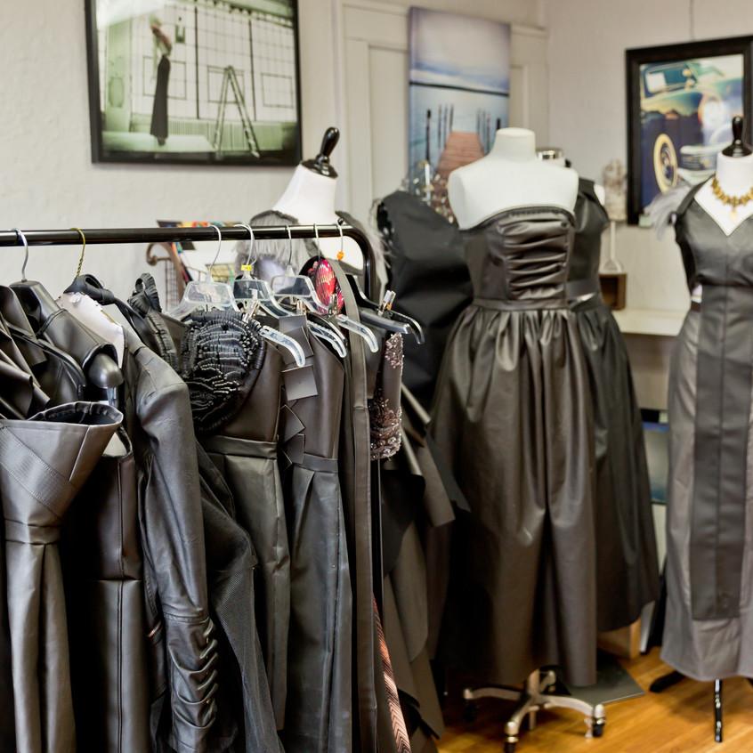 Fashion artist studio Lilacpop