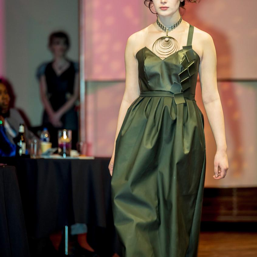 Detroit Fashion Designer Coumoundour