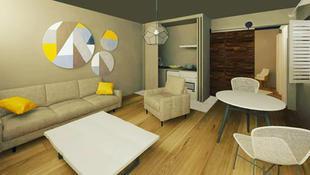 Création chambres d'Hôtes St germain / Nuelles (69210)