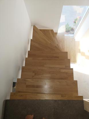 Création escalier Sarcey (69490)
