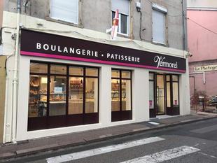 Rénovation boulangerie Amplepuis (69550)