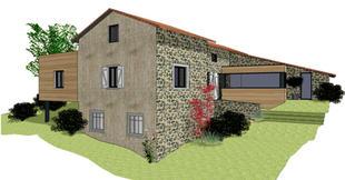 Agrandissement de maison Violay (42780)